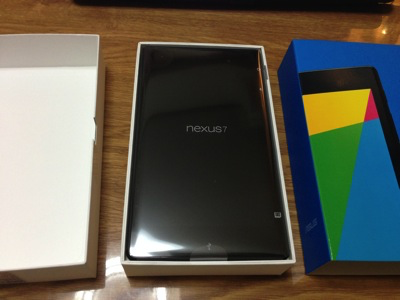 2万円以下で買えるコスパ最強タブレットはNexus7(2013)