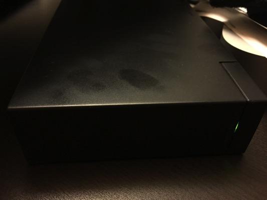 3TB外付けHDDをMacのタイムマシン用の動画用にわけてみた