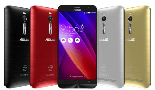 ZenFone2、ZenFone5、Nexus6のスペックを比較!