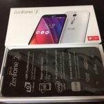 Zenfone2(ZE550ML)コスパ高スマホの外観・中身・ベンチマークをレビュー