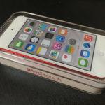 iPod touch第6世代のレビュー!iPhone6、iPhone6Plusと実機比較