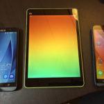 8インチタブレットiPad mini4とZenPad S 8.0、Galaxy TabS2、Xperia Z3 Tablet compactを比較してみる