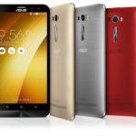 6インチのZenFone 2 Laser(ZE601KL)をZenfone2やZenfone5、ZenFone Selfieと比較!