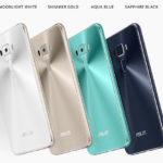 ZenFone3、ZenFone3 Deluxe、ZenFone3 UltraとZenFone2のスペック比較