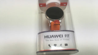 『Huawei Fit』レビュー!iphoneとも連携できて電池長持ちスマートウォッチ