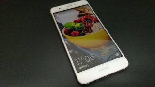 Huawei novaレビュー!DSDS対応で電池持ちがすごくいい5インチスマホ