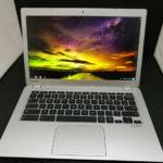 Chromebook2 TOSHIBAは画面が綺麗で安い!お気に入りの一台!