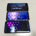 Galaxy S8のレビュー③〜画面の表示と使用感レビュー〜