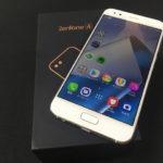 ZenFone4は質感がとってもよくバッテリー持ちがいい!