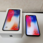 【レビュー】iphone Xをiphone7、iphoneSEと実機比較