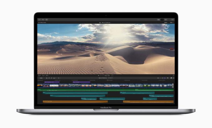 この画像には alt 属性が指定されておらず、ファイル名は apple_macbookpro-8-core_video-editing_05212019-680x410.jpg です