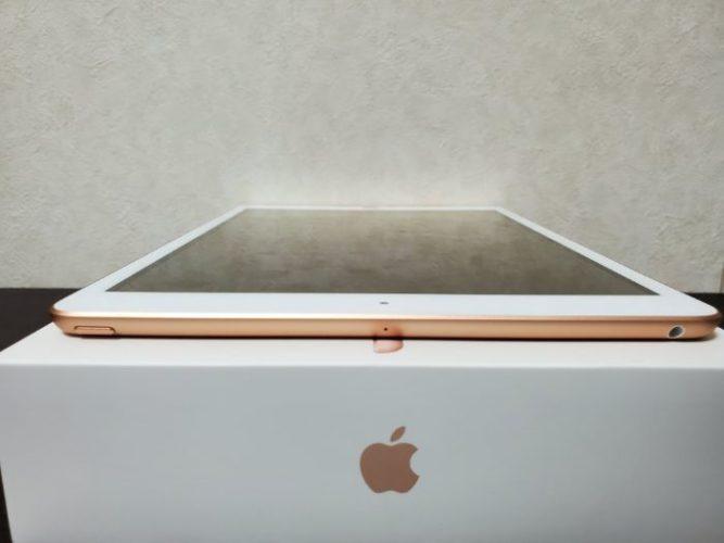 iPad 上サイド