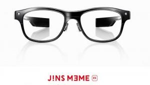 メガネ型ウェアラブルJINS MEME 発売日と値段が決定!ESとMTの2種類の違いは?