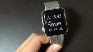 いまいちだったApple Watch Series2レビュー