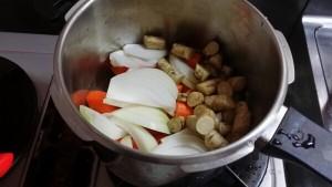 【圧力鍋の手順】料理不慣れでもおいしく作れる